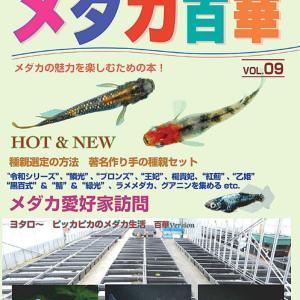 メダカ百華Vol.9先行予約受付開始