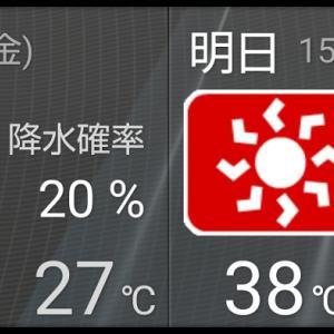 暑い~けど発送!
