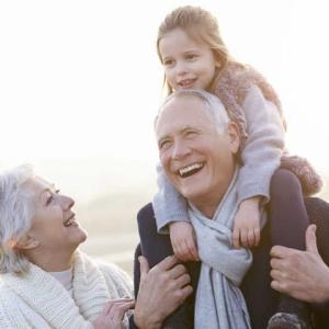 孫から見たおばあちゃんは