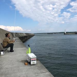 五目釣り 10月27伊良湖港