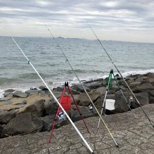 渥美半島カレイ釣り〜盆と正月が来た!〜