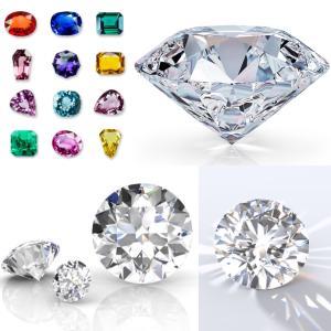 4月 誕生石「ダイヤモンド」