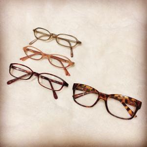 相性良く 似合う メガネ は?