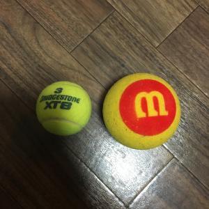 3歳の息子の誕生日にヨネックスのテニスラケット!
