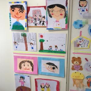 子供達の作品展開催2019年度