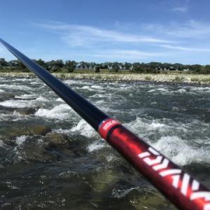 2019 鮎釣り in 神通川