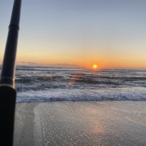 2020 サーフヒラメ in 鹿島灘