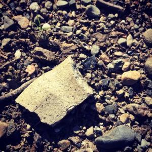 陶片〜須恵器、土師器 古の欠片。