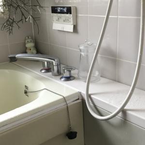 バスルームの蛇口(温水栓/サーモスタット混合栓)の修理をプロにお願いした。