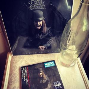 オジー・オズボーン(Ozzy Osbourne)10年振りのニュー・アルバム「Ordinary Man」