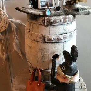 ビーチコ:ビヤ樽(Beer barrel)もしくはワイン樽(Wine barrel)のペイントDIY。