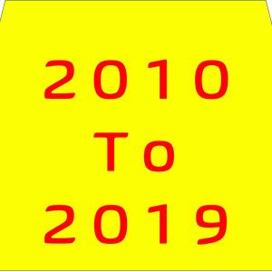 2010年代トミカ総括(グラフを用いて)
