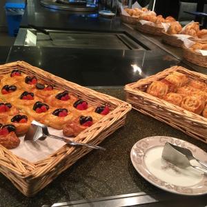 クアラルンプールのマリオット系おすすめホテルルメリディアンの朝食!