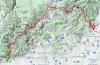 東海自然歩道(箕面~摂津峡)トレラン自主練 3滝巡りとダムカレー 2020/6/21