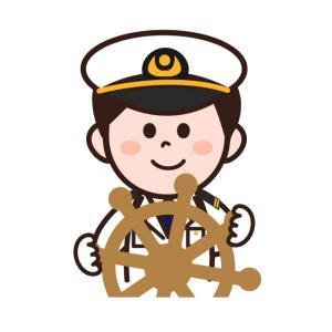 """どうせなら船長で! """"""""船頭多くして船山に登る"""""""""""