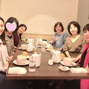 【大阪お茶会のご感想・その3】生のかおりさんにもお会い出来てとてもハッピーハッピーでした♡