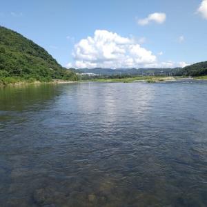 相模川はガラ空きに!