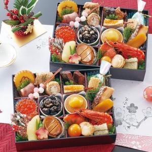 量は多すぎず、少しずつ楽しめる 京都御所南京料理「やまの」監修個食二段重 双葉(26品目、2人前)