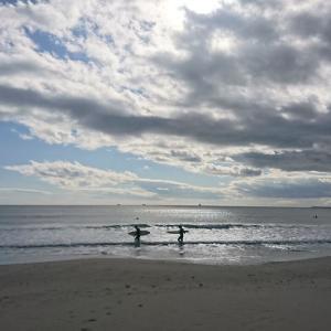 セブン ビーチ 仙台の海  SEA SAW