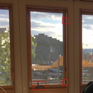 台風15号で壊れたすべり出し窓の注意点と特徴