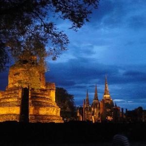 【タイ旅行2】田舎好きの人のためのアユタヤ観光