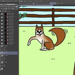iPadで手軽に素早くマンガを描く方法(CLIP STUDIO PAINT EX)
