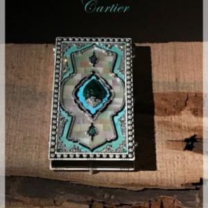企画展「カルティエ、時の結晶」へ