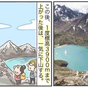 ③キルギスの秘境アラコル湖‼︎2泊3日の過酷トレッキングに挑む‼︎ (Ala-Kul lake trekking)〜Part.3〜