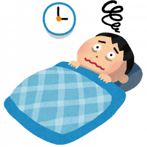 睡眠障害とマカ
