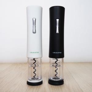 セットして10秒でワインの栓を抜くことができるワインオープナー