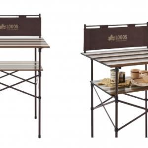 調理台やカウンターにも利用できるハイテーブル