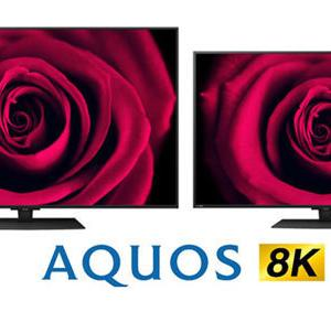 YouTube8K動画再生にも対応した8K液晶テレビ