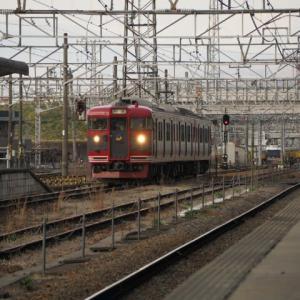 北しなの線(4/21):長野マラソンに伴う臨時列車-1