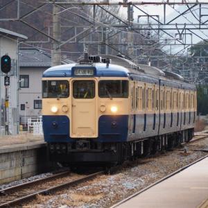 しなの鉄道(12/17):S16編成横須賀色の試運転