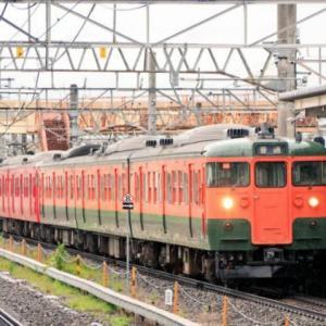 しな鉄(7/7):篠ノ井駅にて