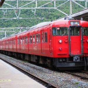しな鉄(7/7):戸倉駅にて