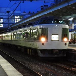 篠ノ井線(2/25):おはようライナー