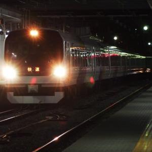 JR篠ノ井線(3/2):とある日の2537M(長野駅)