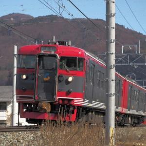 しなの鉄道(3/18):しなの鉄道115系S27編成試運転