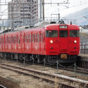 北しなの線(3/24):S11編成使用の団体列車