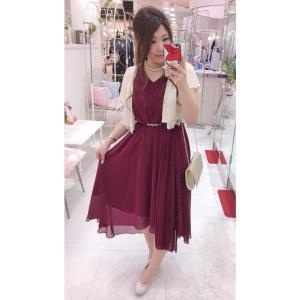 赤ドレス*