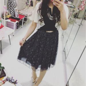 JAPAN fabric dress