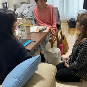 笑いあり涙ありの合宿✩︎⡱札幌 チャネリング講座 インナーチャイルド エネルギーcare