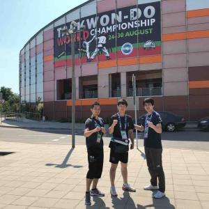 ブルガリア世界選手権3日目