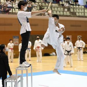 第16回茨城県テコンドー選手権大会終了!