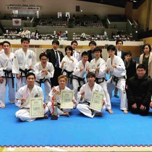 第30回全日本テコンドー選手権