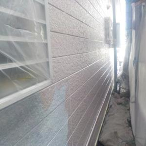 厚木市で行った外壁塗装④ぬりいち