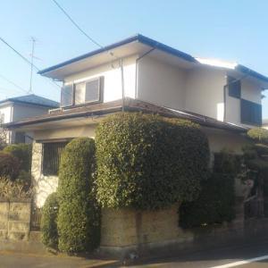 藤沢市で外壁塗装行いました⑦完成(^-^)ぬりいち