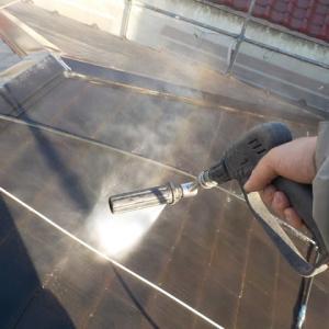 30年12月東京都大田区で外壁屋根塗装工事行いました(^^)/ぬりいち