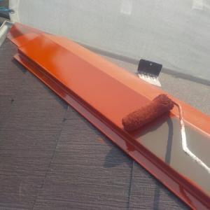 座間市で外壁屋根塗装工事行いました②(^^)/ぬりいち